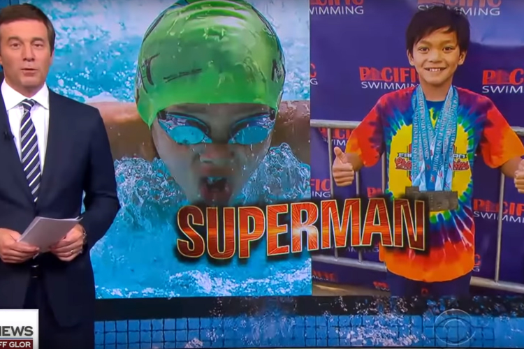 11-Year-Old FASTEST Swimmer | Future Michael Phelps