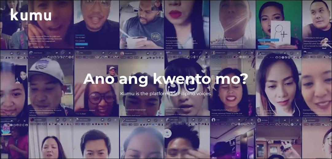 Kumu: The livestream app designed for global Filipino Gen Z